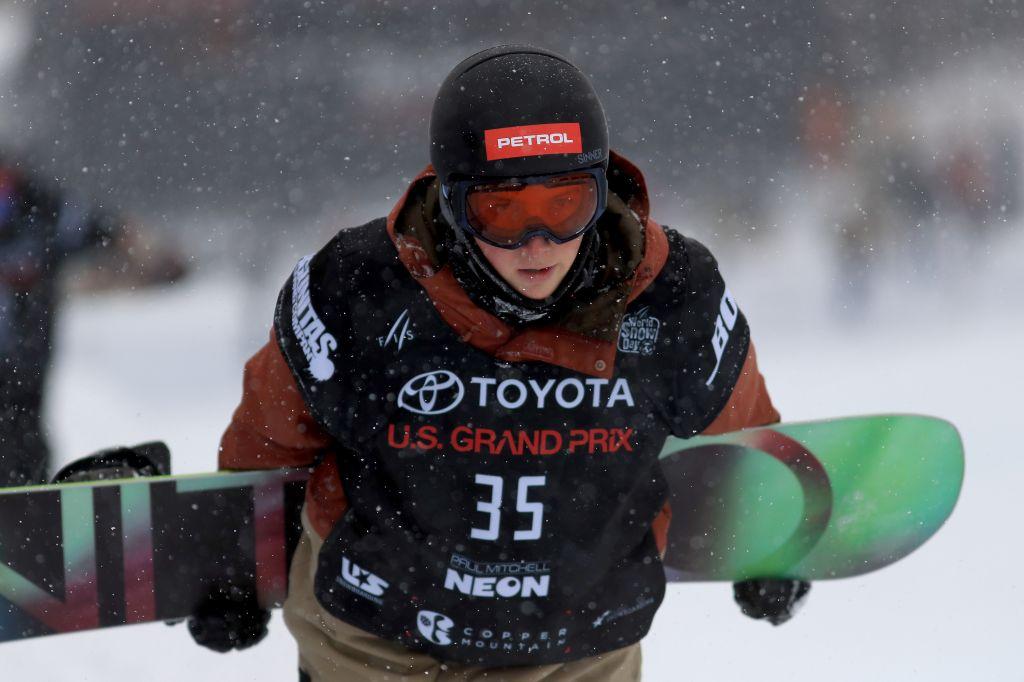 Toyota U.S. Snowboarding Grand Prix - Day 1