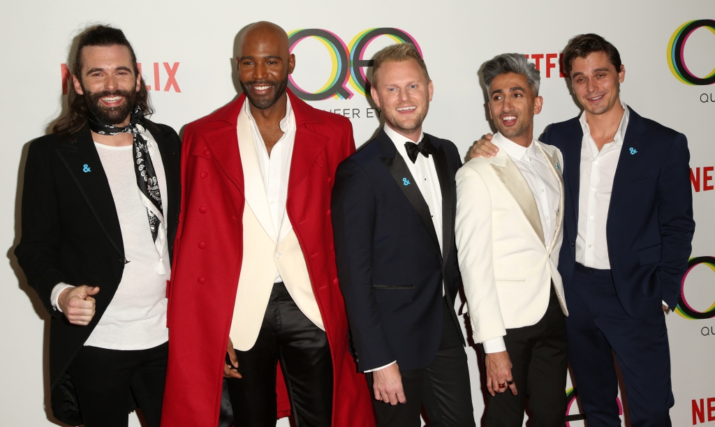 Netflix's 'Queer Eye' Season 1 Premiere