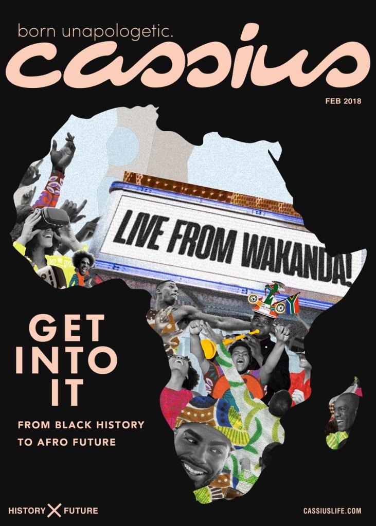 Cassius March Cover
