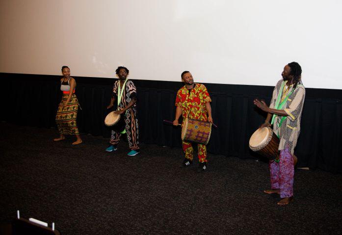 Crown Wakanda Black Panther Screening & Gala
