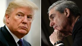 President Trump and special counsel Robert S. Mueller III. (Ph