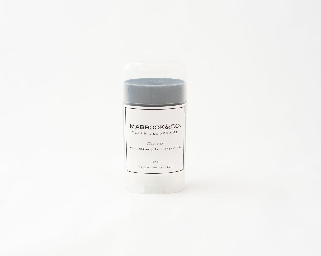 Mabrook & Co. Detox Deodorant