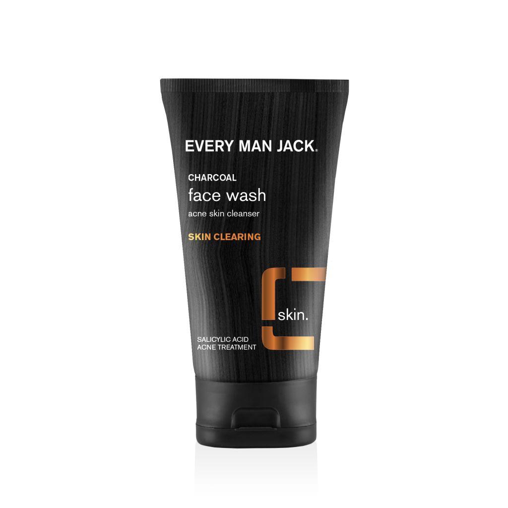 Everyman Jack Charcoal Face Wash