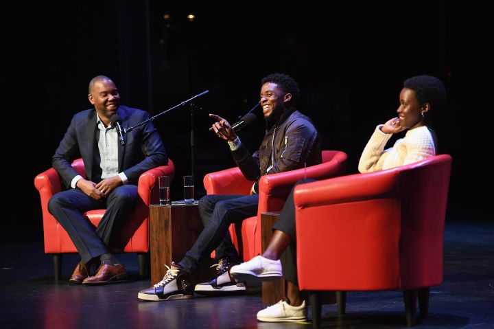 Black Panther in Conversation at The Apollo