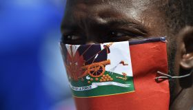 HAITI-US-DIPLOMACY-TRUMP-PROTEST