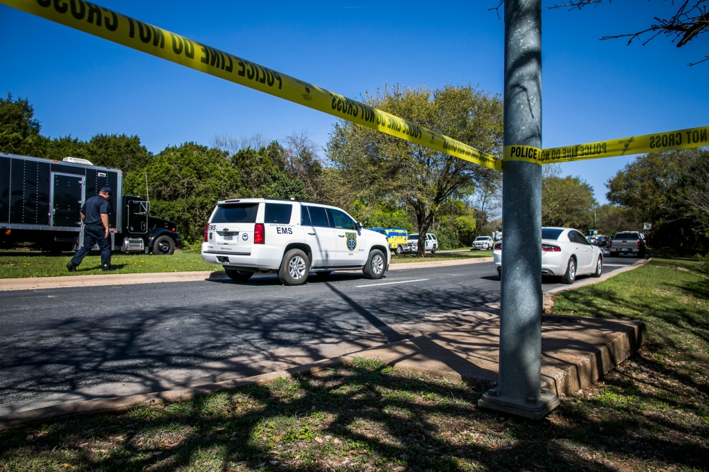 Fourth Package Bomb Detonates In Austin, Injuring Two