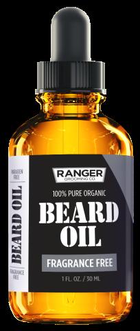 Ranger Grooming Co. Beard Oil