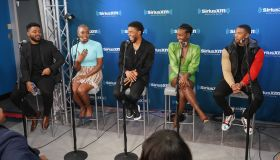 SiriusXM's Town Hall With The Cast Of Black Panther