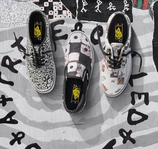 Vans x A Tribe Called Quest