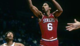 New Jersey Nets v Philadelphia 76ers