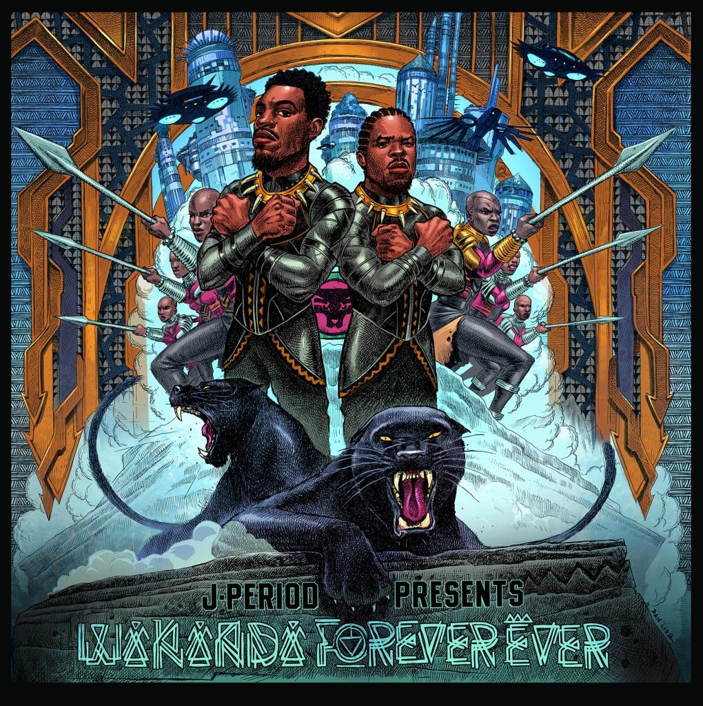 Wakanda ForeverEver Mixtape