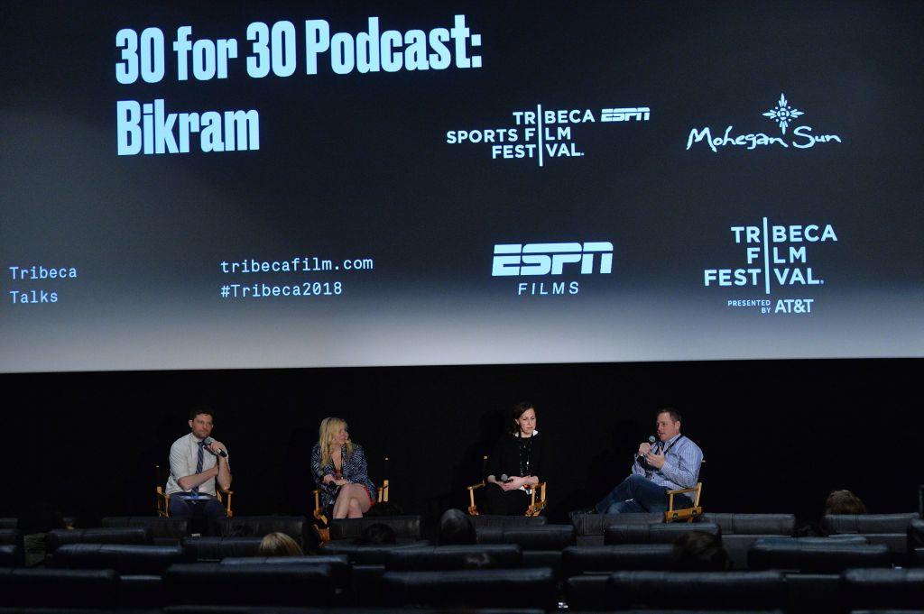'30 for 30' Podcast - Bikram - Tribeca Film Festival