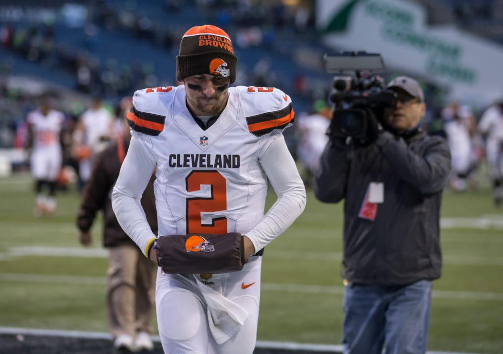 Cleveland Browns v Seattle Seahawks