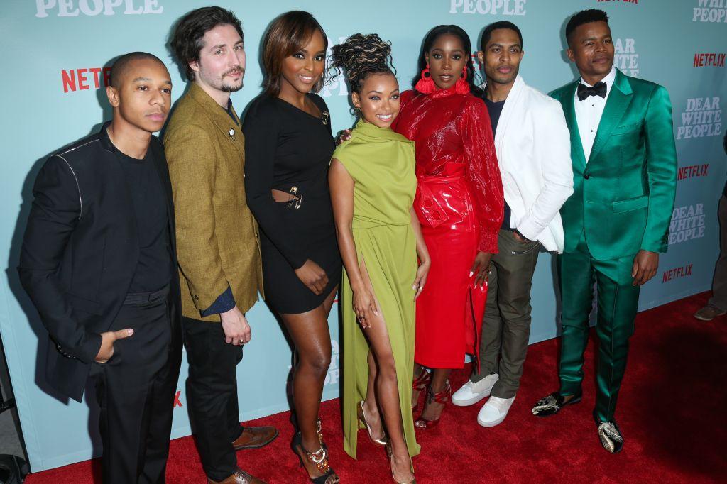 Screening Of Netflix's 'Dear White People' Season 2 - Arrivals
