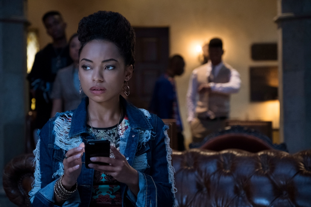 Dear White People Cover story