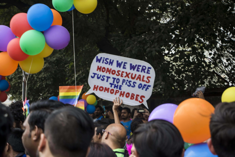 Queer Pride 2017 - New Delhi