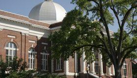 Tompkins Hall at Tuskegee University.