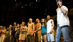 'In The Heights' On Broadway - Final Performance Curtain Call