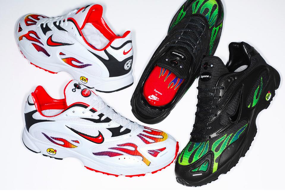 Supreme Nike Air Streak Spectrum Plus