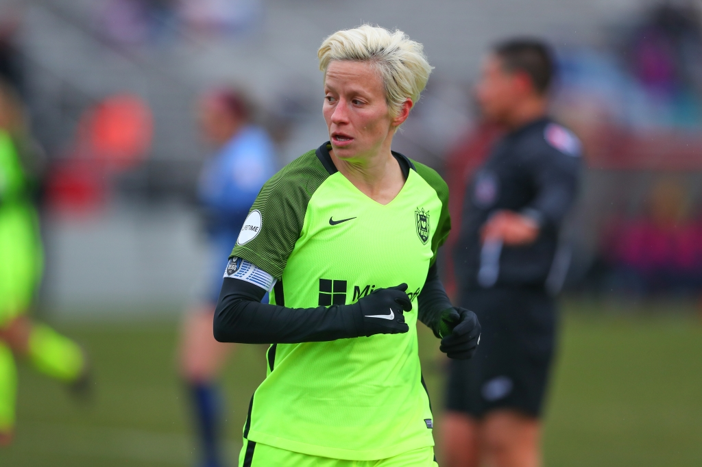 SOCCER: APR 15 NWSL - Seattle Reign at Sky Blue FC