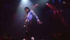 Michael Jackson at LA Sports Arena