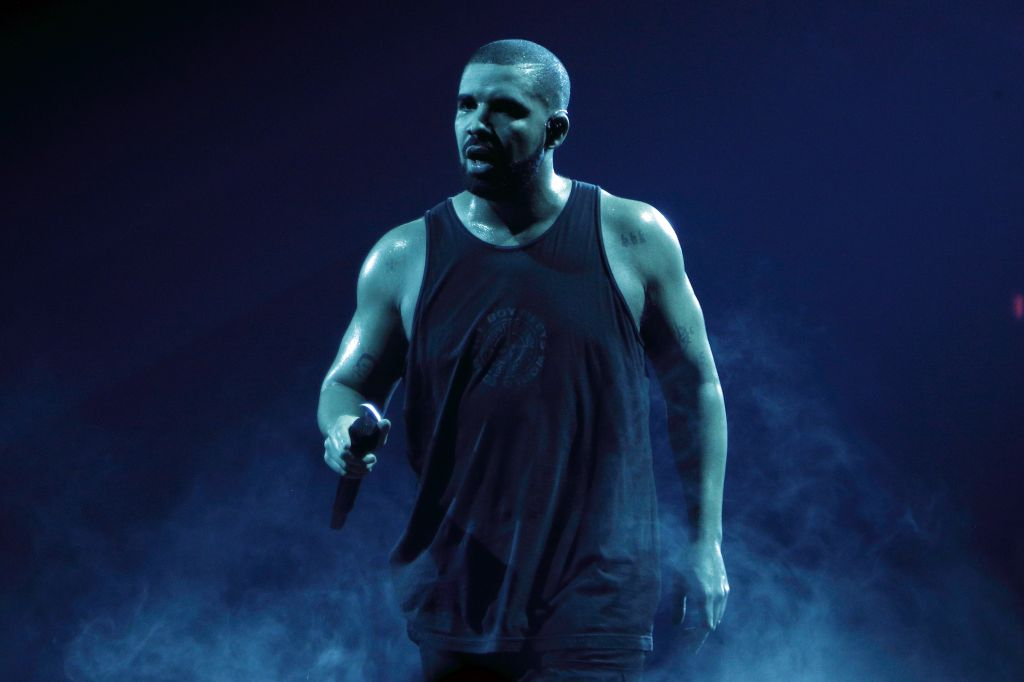 Drake Performs At O2 Arena