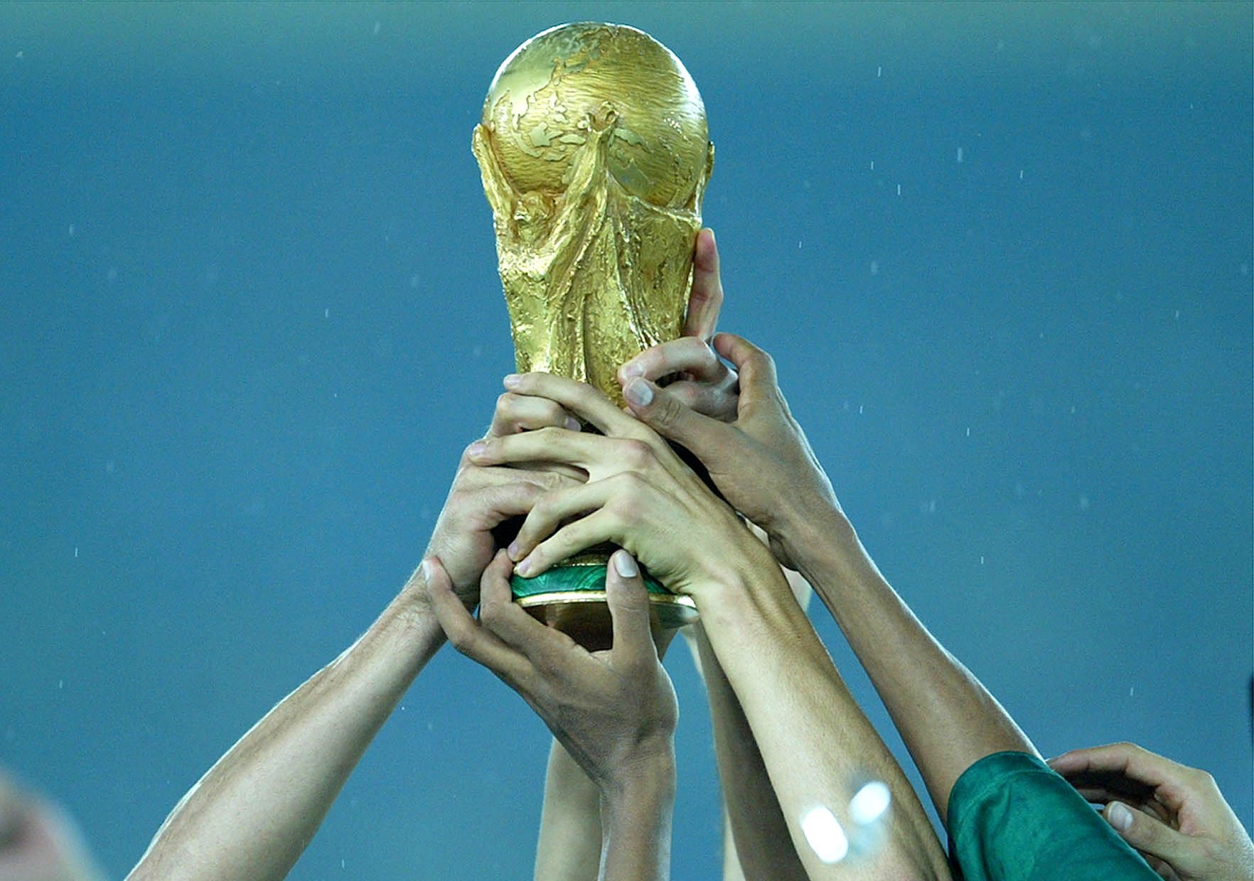 2002 FIFA World Cup, Cheering, Brazil won the World Cup