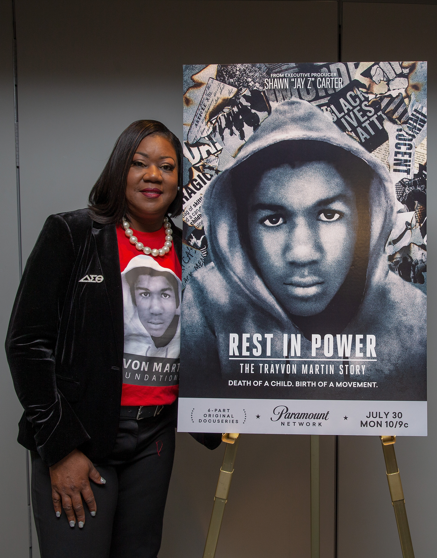 Trayvon Martin: Rest In Power