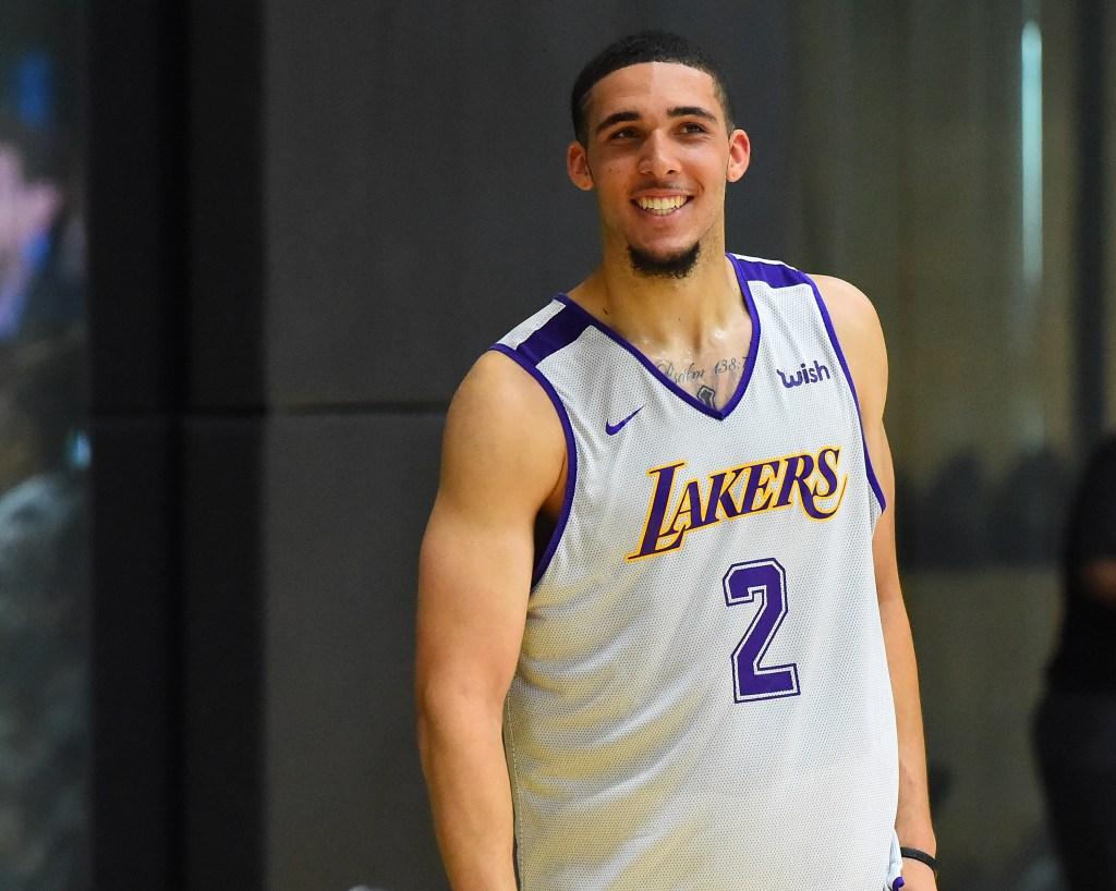 Los Angeles Lakers 2018 NBA Draft Workout