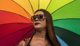 Rainbow Pride Walk In West Bengal, India