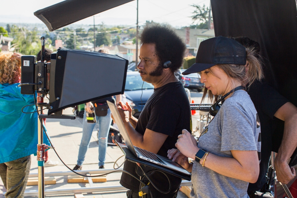 Boots Riley on 'Sorry To Bother You' Set