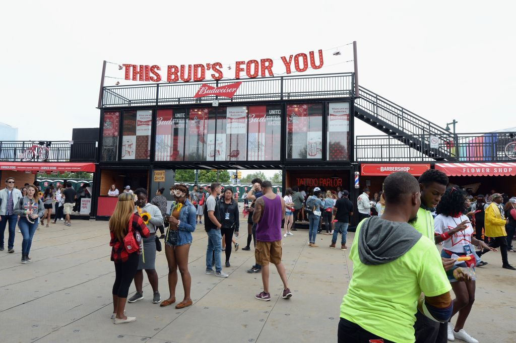 2017 Budweiser Made in America - Day 1