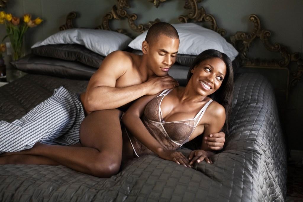 Man Staring at Woman's Breasts