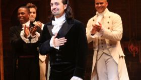 Lin-Manuel Miranda Makes Final Performance On Broadway's 'Hamilton'