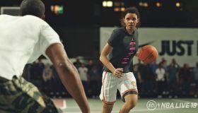 NBA Live 19 Create A Player