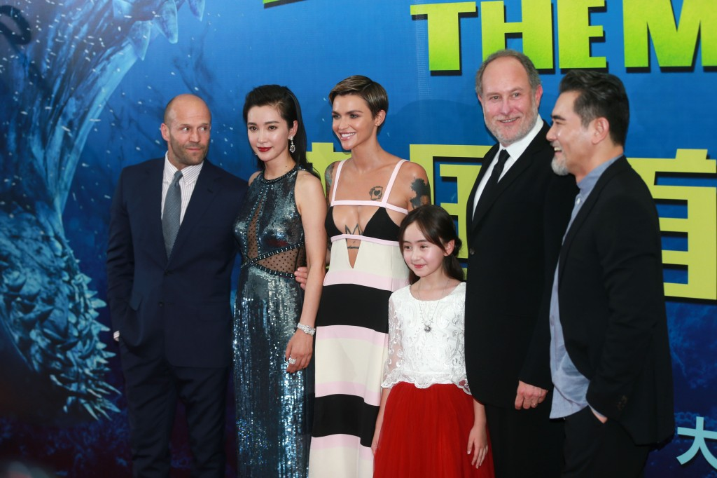 'The Meg' Beijing Premiere