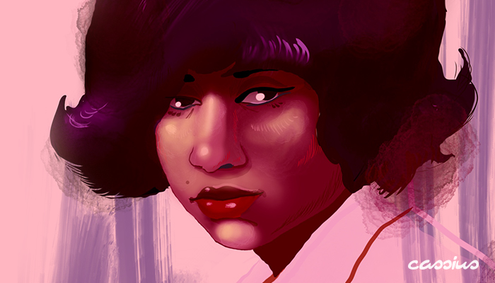 Aretha Franklin Cassius