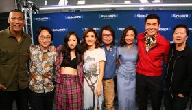 SiriusXM's Entertainment Weekly Radio Spotlight With The Cast Of 'Crazy Rich Asians'