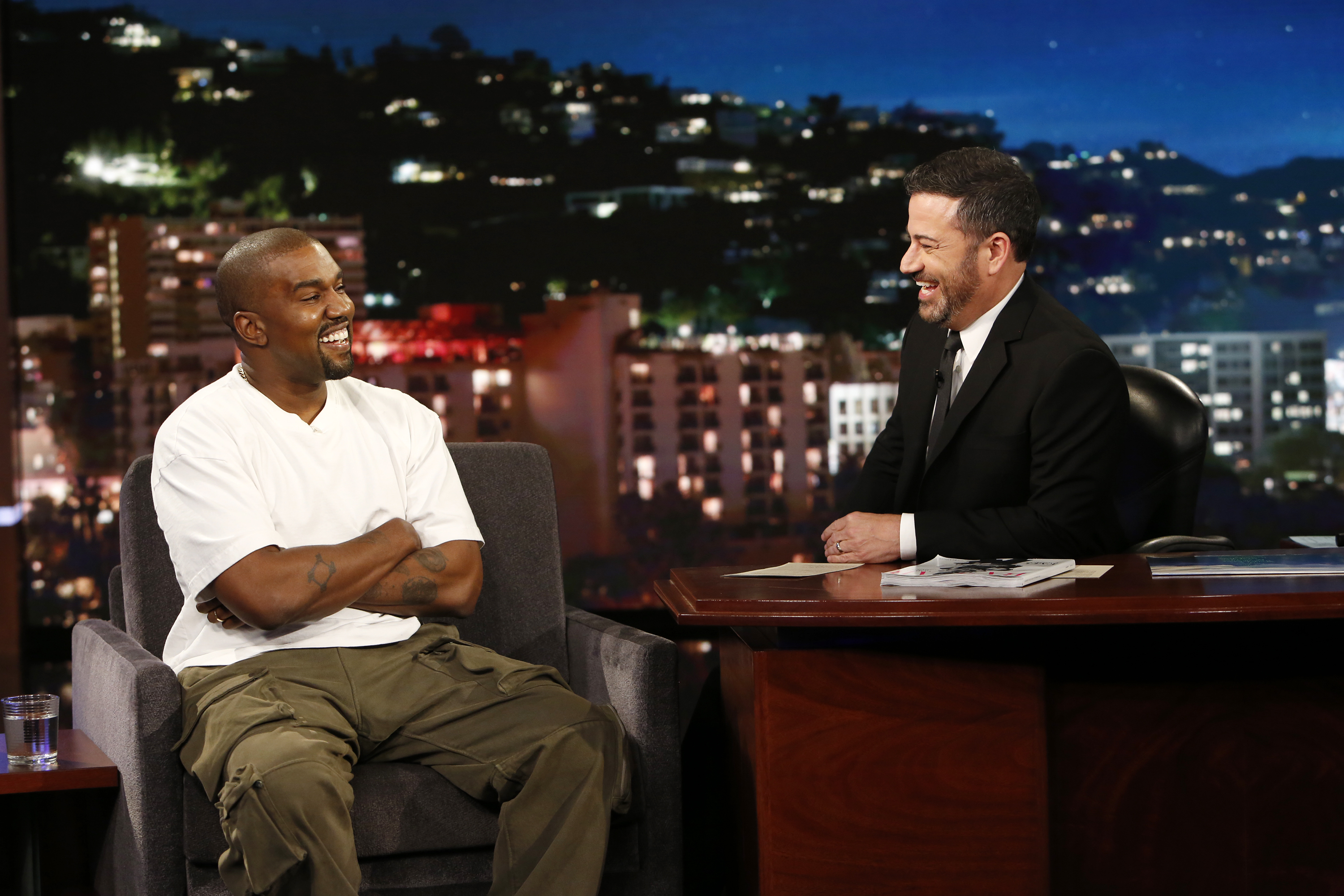 ABC's 'Jimmy Kimmel Live' - Season 16