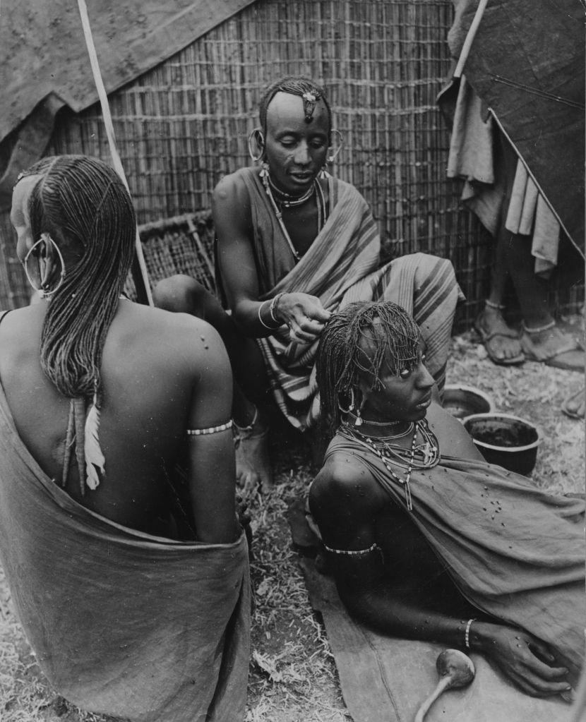 Masai Hair