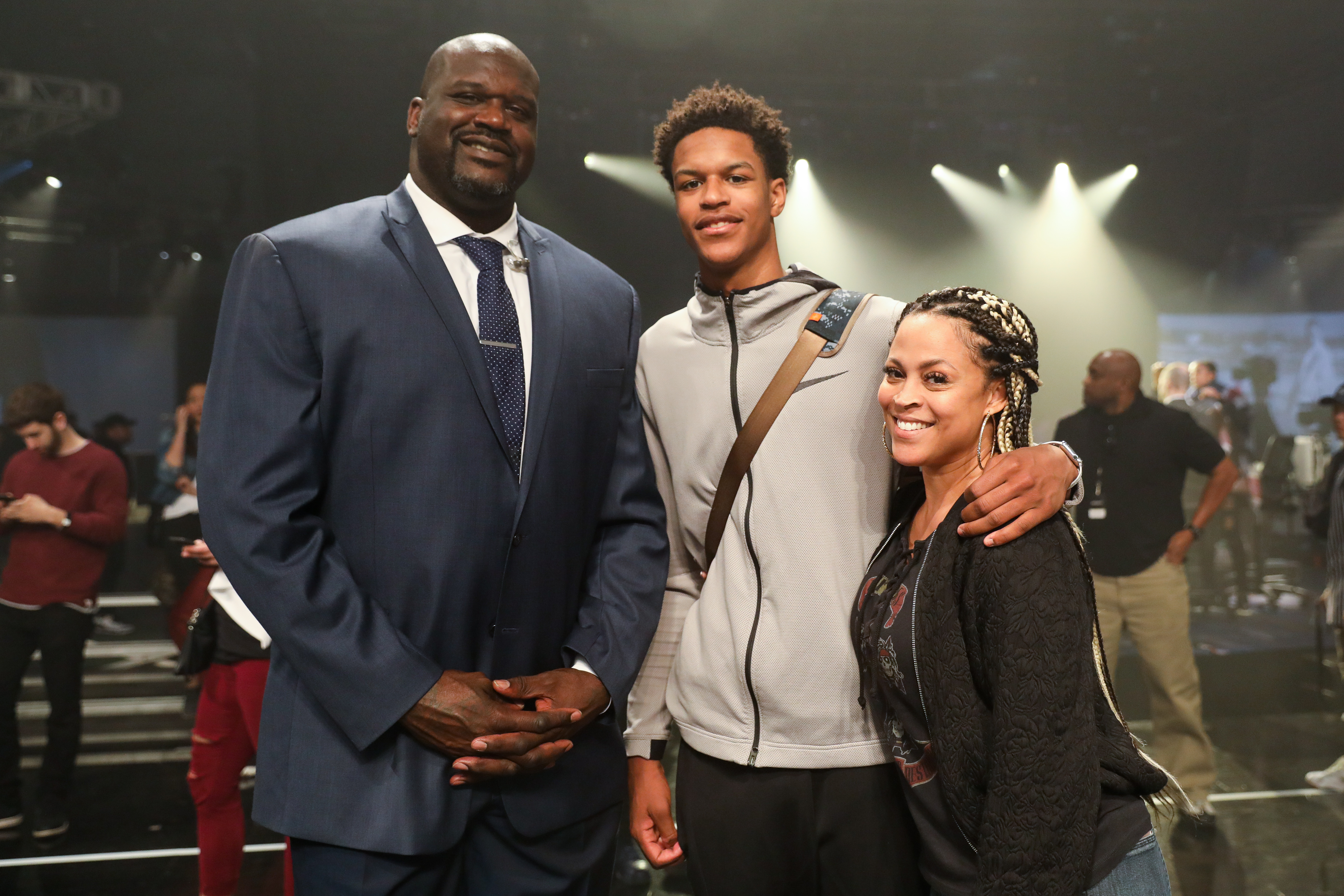 Heart Ailment Will Sideline Shareef O'Neal, Shaq's Son For The Entire Season
