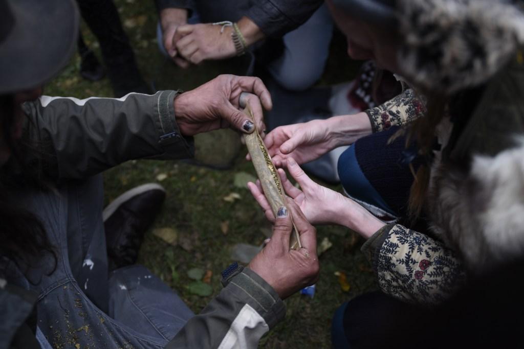 Cannabis Legalization Day Celebration In Toronto