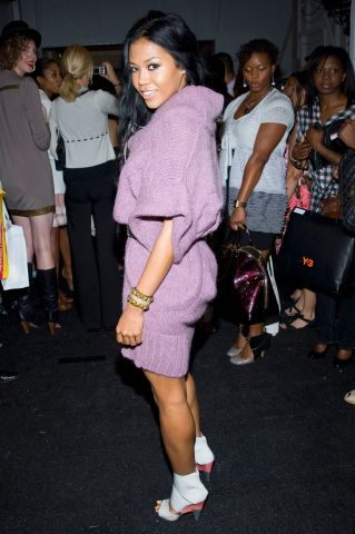 USA - Tracy Reese - Spring 2010 - New York Fashion Week