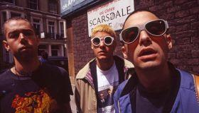 Beastie Boys London 1993