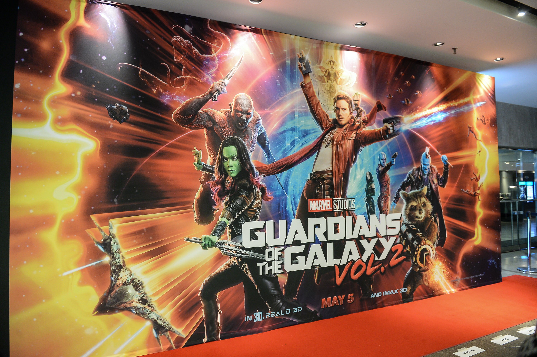 'Guardians Of The Galaxy Vol. 2' - Toronto Screening