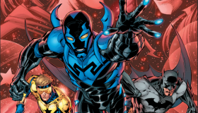BLUE BEETLE WB's First Latino Superhero Movie