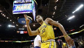 Washington Wizards v Golden State Warriors