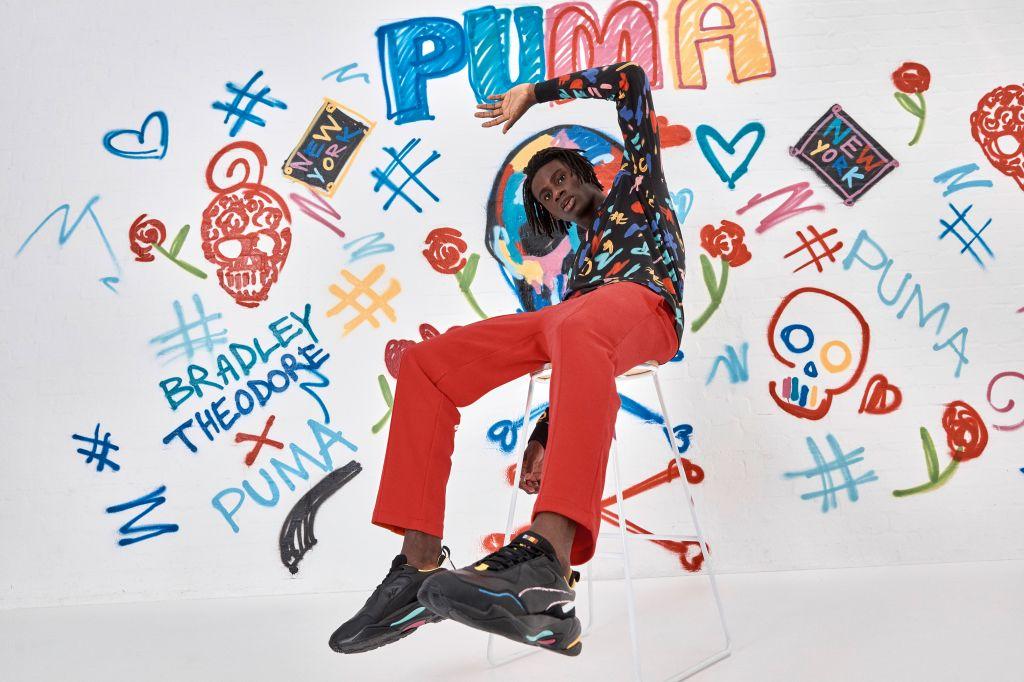 PUMA x Bradley Theodore