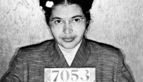 Rosa Parks Mug Shot.