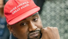 Kanye West In The White House